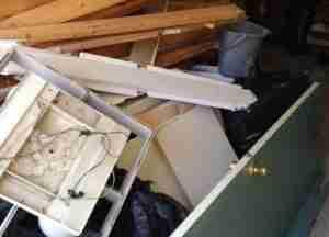 light commercial debris removal