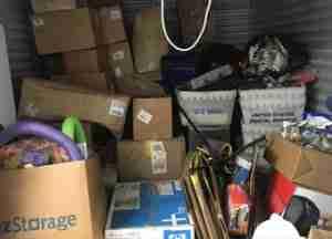 Storage Cleanout Service