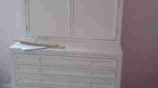 Dresser assembly finished